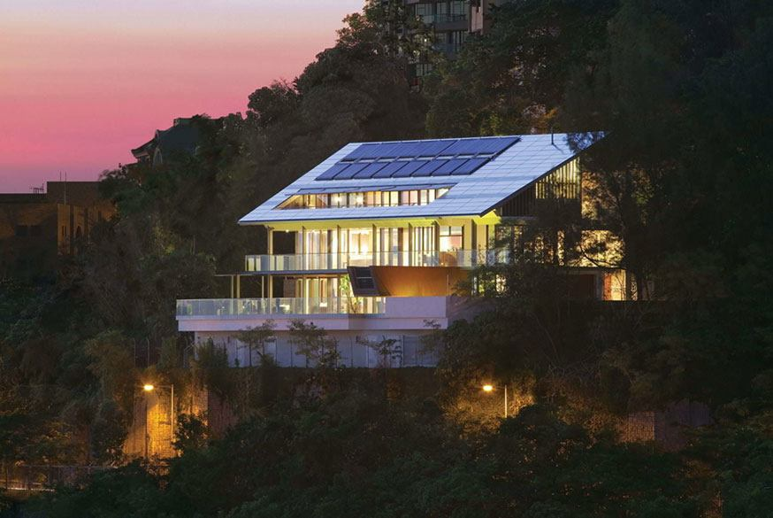 Mount Davis Villa