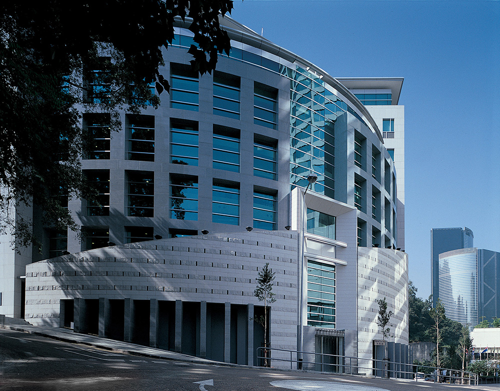 Hong kong 39 s british consulate general turns 20 farrells for Hk architecture firm